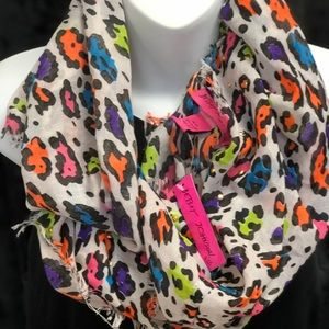 Betsey Johnson Wrap scarf